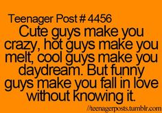 teenager posts. ♡ true true