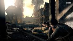 Sniper Elite 3 (PC)  Award-winning gunplay, Expansive new environments, Real tactical choice, Revamped human X-Ray Kill cam, New X-Ray vehicle takedowns, Tense adversarial multiplayer, Explosive co-op play, Customise your experience. Click on pic to read more..