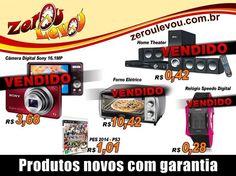 •○ Cadastre-se e ganhe 5 lances grátis! ○• http://www.zeroulevou.com.br/