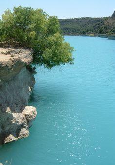 Lagunas de Ruidera, Castilla-La Mancha. Un lugar maravilloso e increíble. Imprescindible visitarlas.
