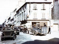Sbarco in Normandia, foto a colori inedite