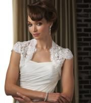 Wedding jackets and belts from Astra Bridal http://www.astrabridal.co.nz/jackets-and-belts/