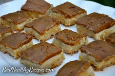 Here's an oooey-goooey way to serve up pumpkin for dessert! Last year I served these 3 Layer Pumpkin Dessert Bars for Thanksgiving, and this year I'm going to bring them to our family Christmas Eve celebration. It's always a big hit! What's great about these pumpkin cheesecake bars is that they only contain wholesome, real...