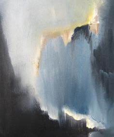 ornulf opdahl paintings - Google Search Abstract Landscape, Artist, Artworks, Landscapes, Paintings, Inspiration, Google Search, Dark, Abstract