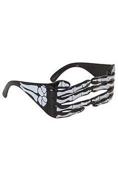 Skeleton Hands Glasses - 187510
