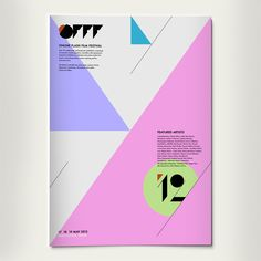 New poster for ShowUsYourType OFFF festival Special Edition