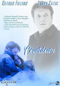 0 - 317.6 - Countdown Caskett Castle Abc, Castle Tv Series, Castle Tv Shows, Beckett Quotes, Richard Castle, Castle Beckett, Nathan Fillion, Best Tv Shows, Movies Showing