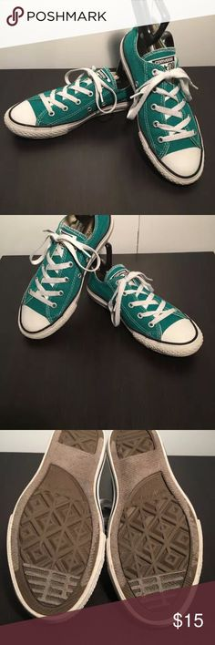Size 12.5 Converse Kids All Star Shoes Excellent Condition Beneficial To The Sperm