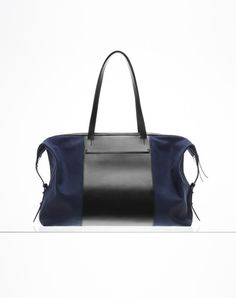 Introducing: Le Sud Travel Bags - Inspired by the French escape from city to south in the summer, our fresh designs deliver elegance to les essentiels. See more of the collection at the Edit. New Travel, Travel Bags, Sac Week End, Cool Style, My Style, Diy Bags, Summer 2016, Things To Buy, Lust