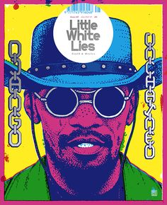 La portada de Little White Lies sólo me provoca más ganas de ver 'Django Unchained'.
