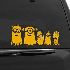 Minions family