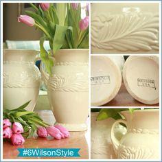 Abingdon Pottery Vases at 6 Wilson on Etsy