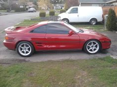 Sassy looking has good color and mirroring in all the right places with wheels that look as they should. Mr 2, Toyota Mr2, Cars Motorcycles, Dream Cars, Super Cars, Sassy, Wheels, Places, Color