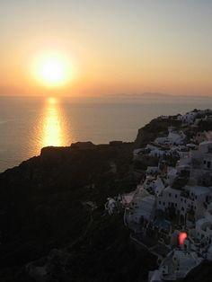 Santorini puesta de sol                                                                                                                                                                                 Más