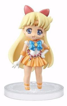 Banpresto Sailor Moon Crystal Mini Series 2 Sailor Venus Figure