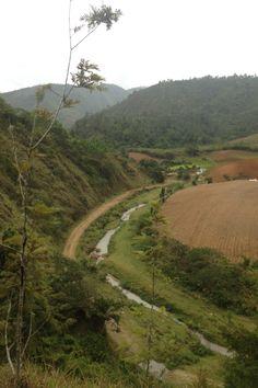 Rumbo a presa Pinalito