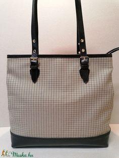 Dupla rekeszes női táska (fgabor1) - Meska.hu Tote Bag, Fashion, Moda, Fashion Styles, Totes, Fashion Illustrations, Tote Bags