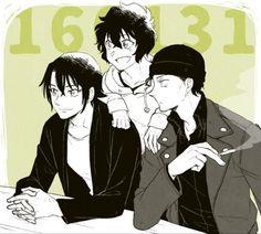 La famille Akai, encore :3