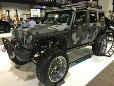 fan of Camouflage this Jeep Wrangler is AWEsome! Jeep Jk, Auto Jeep, Jeep Cars, Jeep Wrangler Jk, Jeep Truck, Jeep Wrangler Unlimited, Off Road Jeep, Camo Truck Accessories, Design Autos
