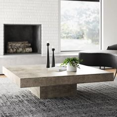 Victor Coffee Table & Reviews | AllModern