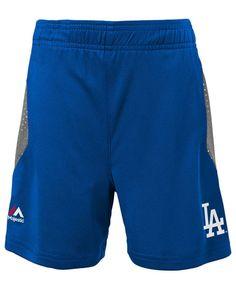 Majestic Los Angeles Dodgers Legacy Short Set, Toddler Boys (2T-4T)