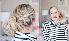 Stacked Pull-Through Braid