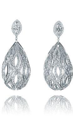 Wilfredo Rosado: Cage Chandelier Earrings