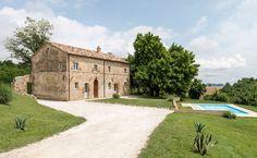 Resuscitating a Ruined Tuscan Villa