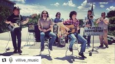 #Repost @villive_music  We are thrilled to bring  @traversbrothership down the mountain to headline concert THREE of VILLive 2017! The show kicks off at 6PM in The Village of West Greenville. It's First Friday so make sure you get there early. The Village will be packed! #villive #villive2017 #villageWGVL #yeahthatgreenville #gvlmusic #petfriendly #firstfriday #artsdistrict #asheville