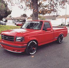 Ford SVT Lightning FTW! One day