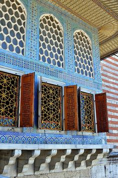 Istanbul - Topkapi Palace  the primary residence of the Ottoman Sultans for approximately 400 years (1465-1856)