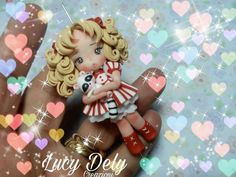 Fimo Clay, Candy, Resin Jewellery, China Dolls, Beautiful Things, Miniatures, Creative Workshop, Sweets, Candy Bars