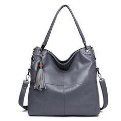 DIZHIGE Brand Tassel Genuine Leather Bags For Women Luxury Handbags Women  Bags Designer Cowhide Shoulder Bag 95497312ebdbe