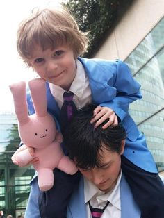 Mori & Honey (Ouran High Host Club)