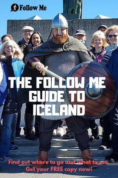 Get all the information you need to have a perfect stay in Reykjavik and Iceland. Find the best places to go, the best things to do, the best food to eat, all for FREE. Guide To Iceland, Tours In Iceland, Iceland Travel, Travel Europe, Northern Lights Iceland, Packing List For Travel, Travel Tips, The Beautiful Country, Best Places To Eat