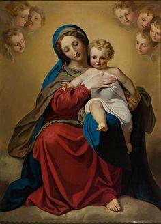 Jost TROXLER Blessed Mother Mary, Blessed Virgin Mary, Catholic Prayers, Catholic Art, Religious Images, Religious Art, Images Of Mary, Mama Mary, Queen Of Heaven