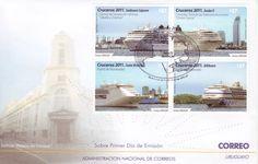 69 - Sello Cruceros 2011