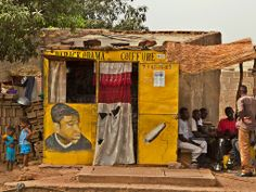 Barber shop in Mali, West Africa Andrew Esiebo  http://static.guim.co.uk/sys-images/Guardian/Pix/pictures/2013/9/9/1378720983108/Barber-shop-in-Mali-West--004.jpg