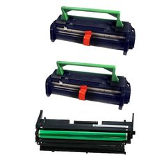 N 3PK Compatible FO47ND x2 FO47DR Toner and Drum Cartridge For Sharp FO4650 FO4700 FO4970 FO5550 FO5700