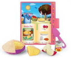 Fisher-Price Dora the Explorer Fiesta Favorites Kitchen Food - Apple Pie --- http://www.amazon.com/Fisher-Price-Explorer-Fiesta-Favorites-Kitchen/dp/B004UU7APY/?tag=affpicntip-20