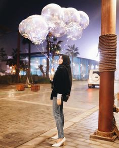 Casual Hijab Outfit, Ootd Hijab, Hijab Dress, Hijab Fashion, Girl Fashion, Fashion Outfits, Foto Shoot, Hijabi Girl, Muslim Girls