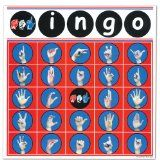 We created a fun American Sign Language game list that we want to share with you!