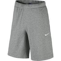Nike Crusader Short - Pantalón corto para hombre, color gris / blanco, talla S