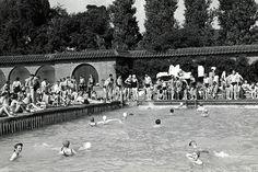 Highfields Lido 1947