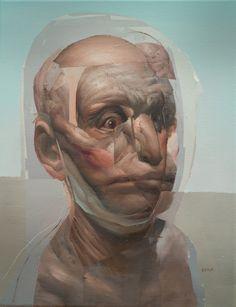 Eyeball Man by Artist Daniel Ochoa
