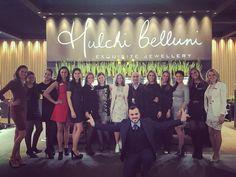 @hulchi_belluni  with @carusogioielli : Una delle più importanti aziende belghe del settore orafo presente in tutto il mondo, rappresentate da solo donne e ha scelto la Gioielleria Caruso Napoli come riferimento delle loro creazioni  Welcomeeee in Italy #baselworld2016 #baselworld #carusogioielli #hulchibelluni #staff #belgio #italy #naples #carusov #gioielleriacaruso #highjewelry #jewels #jewel  #gems #gem #gioielli #stones #stone  #钻石  #意大利 #意大利制造 #madeinitaly #bling  #italianluxury #i