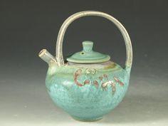 Miniature teapot 31  One of a kind small teapot by Hodakapottery,