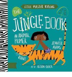 BabyLit - Little Master Kipling: 'The Jungle Book' (bought)
