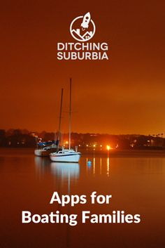 We asked some boating families about the apps they used while cruising or sailing fulltime, and here's the list they provided. There are apps for navigation, weather, citizen science & more.