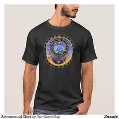 Astronomical Clock T-Shirt